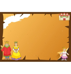 fairytaleframefamily vector image