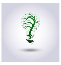 idea environmental protection vector image