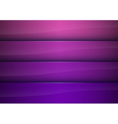 Background purple stripe vector