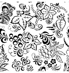 leaves seamless vector image