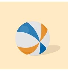 ball class outdoor recreation sports vector image vector image