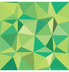 Dynamic angles green vector