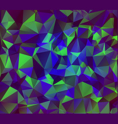 Abstract polygonal background triangles vector