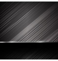 Dark chrome steel abstract background eps10 005 vector