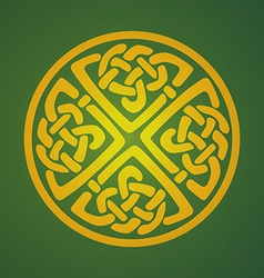 Celtic ornament symbol vector