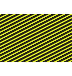 Black and yellow abstract background vector image vector image