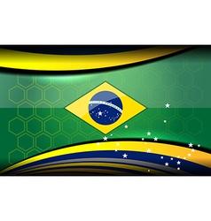 Brazil backgrounds design vector