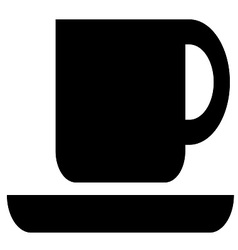 Coffee shop symbol vector