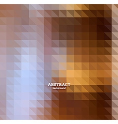Abstract pixelated background vector