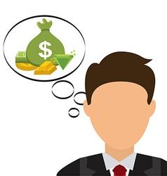Money concept vector