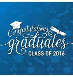 on seamless graduations vector image