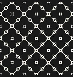 ornamental geometric oriental seamless pattern vector image vector image