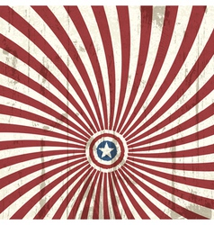 abstract background with american flag elements vector image vector image