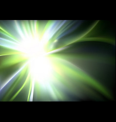 Glowing light rays background vector