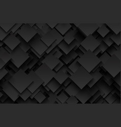 abstract technology dark background vector image
