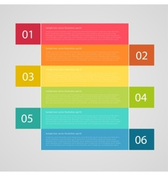 Infographics options banner  can be used for vector