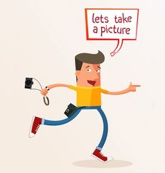 Lets take a picture vector