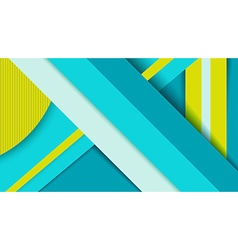 Geometry background material design concept vector image