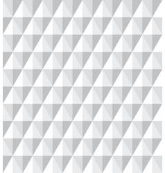 Seamless 3d diamonds pattern vector