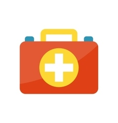 First aid symbol vector