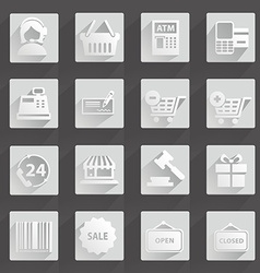 Digital devices icon set Digital devices icon set vector image vector image