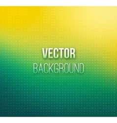 Emerald-yellow color blurred background vector