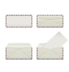 Envelope third vector