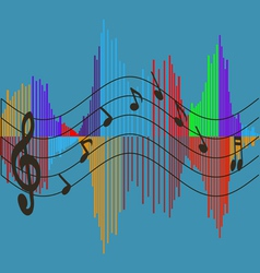 Musical wave vector