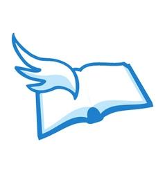literature symbol vector image vector image