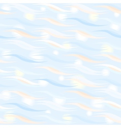 Sparkling waves pattern vector image