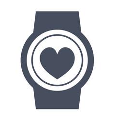 Smartwatch icon vector