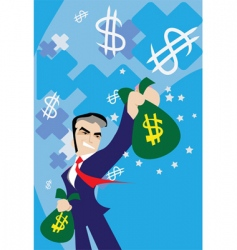 business power vector image vector image