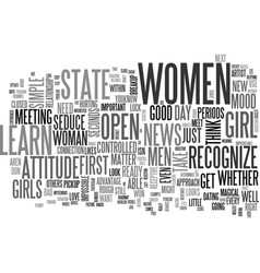 Is she open text background word cloud concept vector