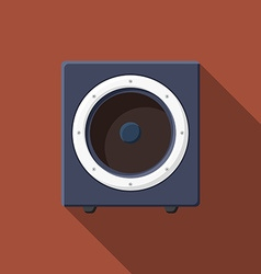 Music icons soundbox v vector