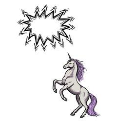 Unicorn-100 vector
