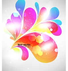 Abstract Floral Ornaments for Design vector image vector image