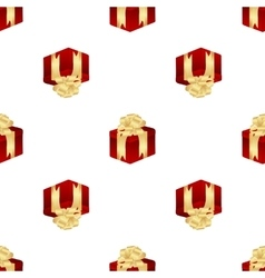 gifts seamless isolated vector image vector image