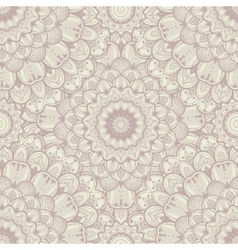 Seamless background pattern the eastern style vector