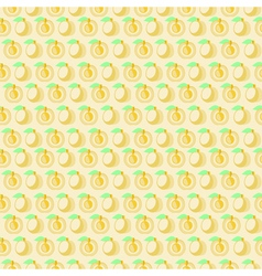 Mat symmetrical background with apricot vector