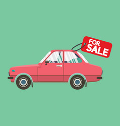 zero percent car loan vector image