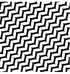 Seamless pattern diagonal zigzag herringbone vector