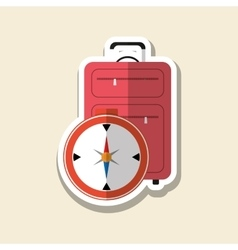 Travel  icon vector