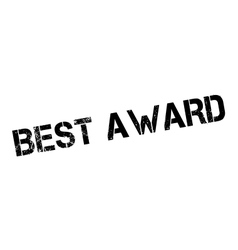 Best award rubber stamp vector