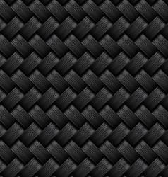 Carbon fiber seamless pattern vector