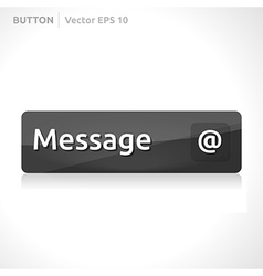 Message button template vector