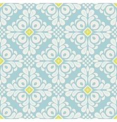 Abstract seamless ornamental tiled pattern vector image vector image