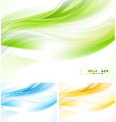 Colourful design vector image