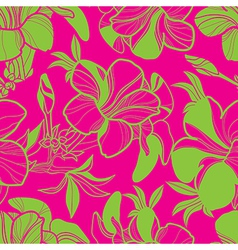 Floral semaless pattern bright 2 vector