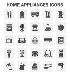 Appliance vector image