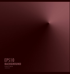 conical brown abstract background with lights and vector image